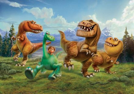 Disney Good Dinosaur Disney wallpaper mural